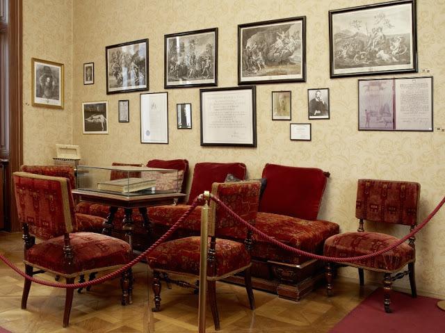 Sigmund Freud home